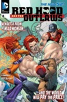 Red Hood And The Outlaws 2011-  8