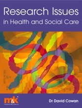 Research Issues In Health And Social Care