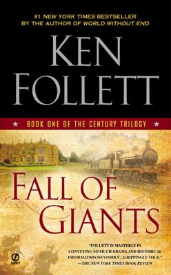 Ken Follett - Fall of Giants book