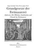 Grundgesetze der Freimaurerei