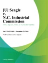 Seagle V NC Industrial Commission