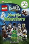 DK Readers L2 LEGO Monster Fighters Meet The Monsters Enhanced Edition