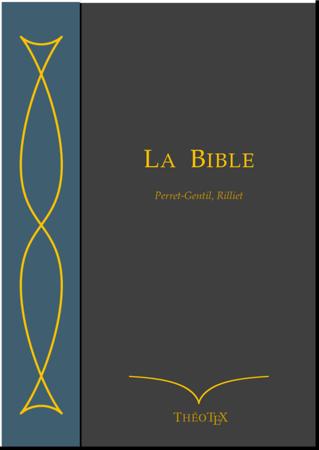 La Bible - Auguste Perret-Gentil & Albert Rilliet