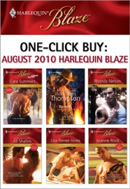 One-Click Buy: August 2010 Harlequin Blaze PDF Download