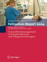 Fehlzeiten-Report 2004
