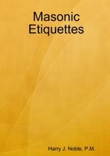 Masonic Etiquettes