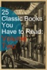 25 Classic Books You Have to Read: Volume Two