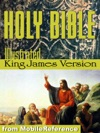 The Holy Bible King James Version KJV