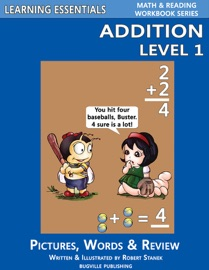 Addition Level 1: Pictures, Words & Review - Robert Stanek