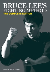 Bruce Lee's Fighting Method Book Cover