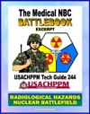 Medical NBC Battlebook Radiological Hazards And The Nuclear Battlefield - Nuclear Power Plants Weapon Accidents Nuclear Detonations Treatment Of Radiation Injuries Fallout Radioisotopes