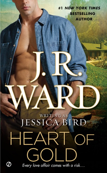 Heart of Gold - J.R. Ward book cover