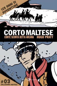 Corto Maltese - Corte sconta detta arcana #3 Book Cover