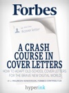A Crash Course In Cover Letters