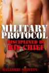 Military Protocol Disciplined By His Chief