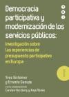 Democracia Participativa Y Modernizacin De Los Servicios Pblicos
