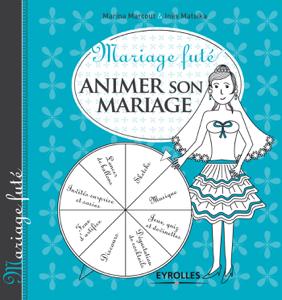 Mariage futé - Animer son mariage La couverture du livre martien