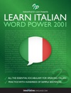 Learn Italian - Word Power 2001