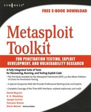 Metasploit Toolkit by David Maynor, K  K  Mookhey, Jacopo Cervini, Fairuzan  Roslan & Kevin Beaver on Apple Books