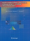 Femtosecond Optical Frequency Comb Principle Operation And Applications