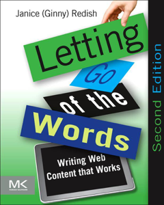 Letting Go of the Words (Enhanced Edition) Book Cover