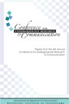 Papers Of The 4Th Annual Conference For Undergraduate Research In Communication