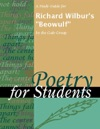 A Study Guide For Richard Wilburs Beowulf