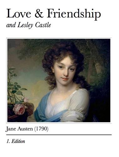 Jane Austen - Love and Friendship