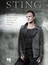Sting - Easy Piano Collection Songbook