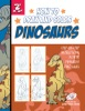 How to Draw and Color Dinosaurs