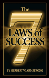 The Seven Laws of Success book