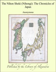 The Nihon Shoki (Nihongi): The Chronicles of Japan Copertina del libro