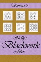 Shelly's Blackwork Fillers, Volume 2