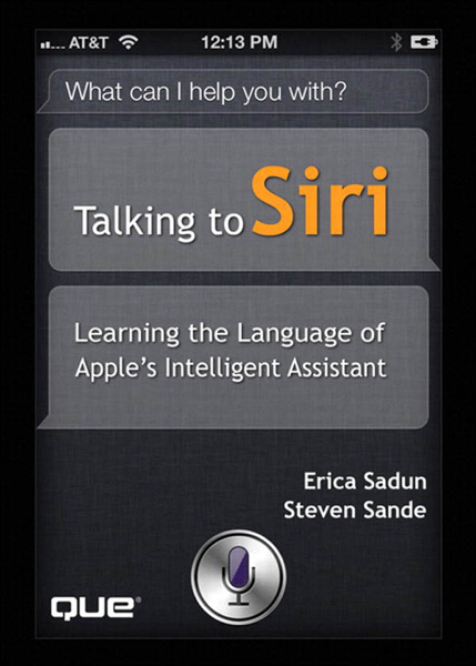 Talking to Siri: Learning the Language of Apple's Intelligent Assistant