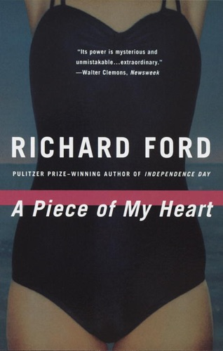 Richard Ford - A Piece of My Heart