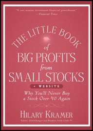The Little Book Of Big Profits From Small Stocks Website