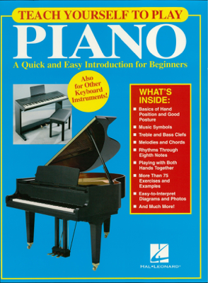Teach Yourself to Play Piano (Music Instruction) - Various Authors book