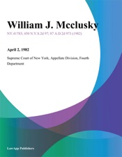 Download and Read Online William J. Mcclusky