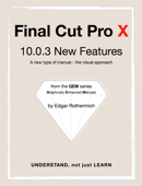 Final Cut Pro X - 10.0.3 New Features