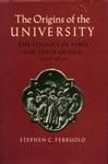 The Origins Of The University