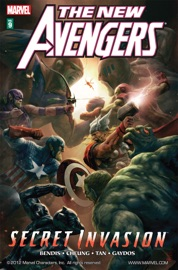 THE NEW AVENGERS, VOL. 9: SECRET INVASION, BOOK 2