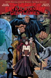 League of Extraordinary Gentlemen Vol.2