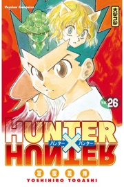 HUNTER X HUNTER - TOME 26