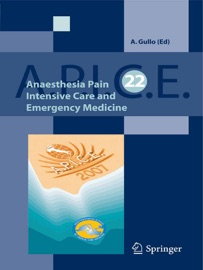 Anaesthesia Pain Intensive Care And Emergency A P I C E