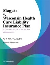 Magyar v. Wisconsin Health Care Liability Insurance Plan