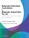 Belgrade Education Association V Belgrade School Dist No 44