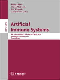 Artificial Immune Systems PDF Download