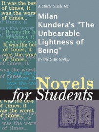 A STUDY GUIDE FOR MILAN KUNDERAS