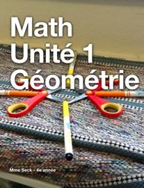 MATH UNITé 1 - GéOMéTRIE