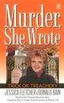 Murder She Wrote Trick Or Treachery